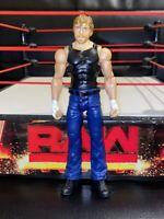 WWE Mattel Dean Ambrose Moxley Head fourragères
