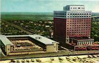 Vintage Postcard - The President Hotel & Motel Atlantic City New Jersey #4692