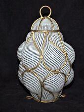 MURANO SEGUSO ART GLASS SHADE