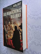 KARL MAY: Das Vermächtnis des Inka -  Karl May Bestseller -neuwertig-
