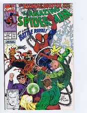 Amazing Spider-Man #338 Marvel 1990