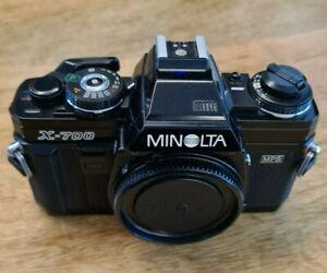Minolta X-700 MPS Body