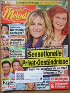 MEINE MELODIE 7 - 2017 Helene Andrea Semino Rossi NICOLE Bernhard Brink Kelly`s