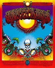 Mint Grateful Dead 1969 Aor 2.24 Aoxomoxoa Avalon Handbill