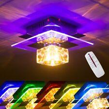 moderne LED Deckenlampe Leuchte Farbwechsler Fernbedienung Kinder Schlaf Zimmer