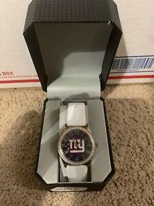 New York Giants NFL Ladies Watch In Box