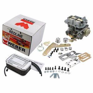 For Mitsubishi Pickup 32/36 DGEV Electric Choke Weber Conversion Carburetor kit