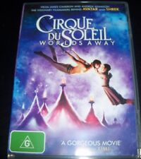 Cirque Du Soleil Worlds Away (Australian Region 4) DVD - Like New