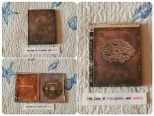 UNCHARTED 2 II IL COVO DEI LADRI SPECIAL EDITION PS3 ITA BOX METALLO STEELBOOK