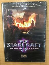 Starcraft heart of the swarm behind the scenes DVD