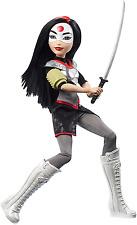"DC Super Hero Girls Katana Action Doll, 12"""