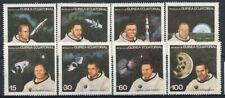 Equatorial Guinea 1978 Mi. 1411-1418 MNH 100% Astronauts, space