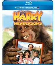 Harry and the Hendersons [New Blu-ray] UV/HD Digital Copy, Digital Copy, Dubbe