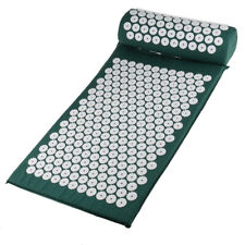 Tappetino per digitopressione + Cuscino per massaggio con digitopressione