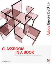 Adobe Encore DVD 2.0 Classroom in a Book by Adobe Creative Team (Mixed media...