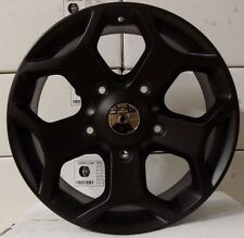 "18"" FORD TRANSIT ST JANTES CHARGE : CHARGE NOMINALE 5 X 160 APPRÉCIATION MATT BLACK"