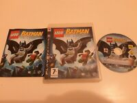 LEGO BATMAN THE VIDEOGAME PS3 PLAYSTATION 3 PREOWNED