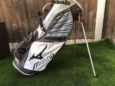 Very Smart MIZUNO Black Stand Golf Golfing Stand Bag