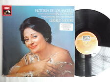 Victoria os angeles in concert-gerald moore -1979 his master voice asd 3656