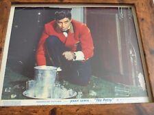 TELAIO di qualità originale incorniciato LOBBY CARD PRESS PHOTO Jerry Lewis IL CAPRO ESPIATORIO