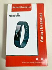 Nakosite Smart Watch - For Use With iphone Or Android Devices