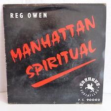 REG OWEN Manhattan spiritual PS 90002