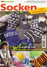 Lea Socken & Accessoires LH 849 Flottes von Kopf bis Fuss