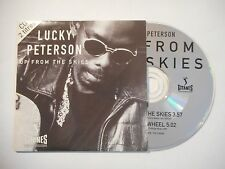 LUCKY PETERSON : UP FROM THE SKIES ♦ CD SINGLE PORT GRATUIT ♦
