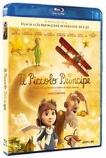 Il piccolo principe (Blu-Ray 3D/2D) - ITALIANO ORIGINALE SIGILLATO -
