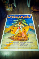 THE THIEF OF BAGDAD 4x6 ft Vintage French Grande Movie Poster Original 1978
