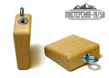 25/100 Rock Climbing Training Block Wedge Finger Grips  00004000 Hanging Pinch Grip 2