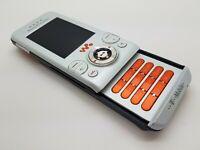 VGC Working Sony Ericsson Walkman W580i White (Unlocked) Mobile Phone