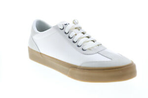 Skechers Sc Sinfist 237039 Mens White Lace Up Lifestyle Sneakers Shoes