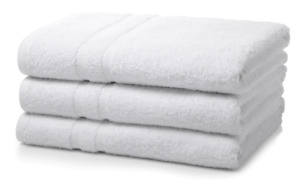 Royal Egyptian 100% cotton Hotel Quality 500 Gsm Organic Big  Towels Bargain