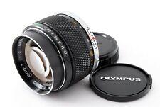 🌟 Mint 🌟 Olympus F.Zuiko Auto-T 85mm F/2 MF Portrait Prime Lens from Japan