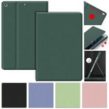 Smart Stand Leather Case Cover Fr iPad 5th 6th 7th 8th Gen 10.2 Air 2 3 4 Pro 11