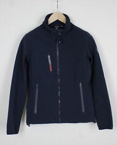 GAASTRA PRO Men's SMALL Taped Seams Dark Blue Sailing Jacket 36407-GS