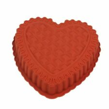 Heart Love Jelly Silicone Cake Mould Mold DIY Baking Tins Pans Decorating Tools