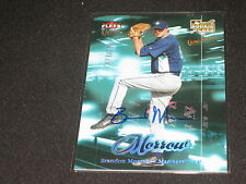 BRANDON MORROW SIGNED AUTOGRAPHED CERTIFIED AUTHENTIC BASEBALL ROOKIE CARD /299