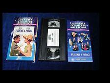 VHS INSIEME A PARIGI - La Grande Commedia Americana - 2001