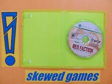 Red Faction Guerrilla - XBox 360 Microsoft