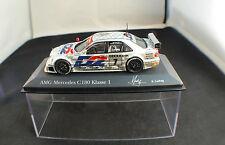 Minichamps AMG Mercedes C180 Klasse 1 K Ludwig 1/43 neuf inbox/ boîte MIB
