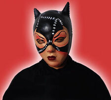 New Quality Cosplay Batman Catwoman Latex Clown Mask For Halloween Costume