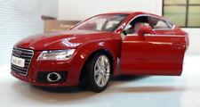 Articoli di modellismo statico in argento pressofuso per Audi