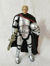 Star Wars Black Series Custom #06 CAPTAIN PHASMA Removable HELMET action figure