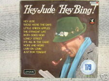BING CROSBY 33 TOURS UK HEY JUDE (BEATLES)
