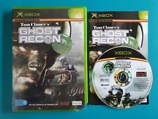 XBOX : TOM CLANCY'S GHOST RECON