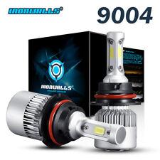 9004 HB1 CREE LED Headlight Kit 1300W 195000LM Hi-Low Beam 6500K Car Light Lamps