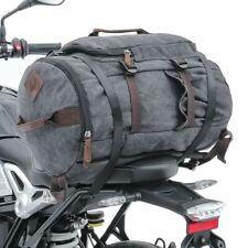 Bolsa trasera para Harley Sportster 883 Iron / Low / Hugger Craftride VG5 gris