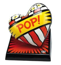 "BURTON MORRIS Pop ART ""Love Scultura"" limited Edition 500 Esemplari tutto mondo"